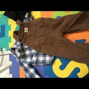 Carter's Matching Sets - Carter's Boy Outfit